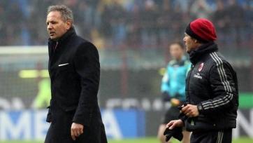 Синиша Михайлович расстроен тем, что «Милан» пропустил на последней минуте