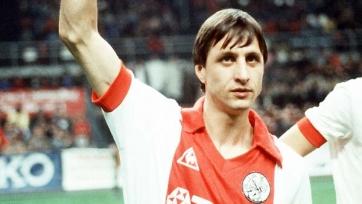 Видео: Трюк Йохана Круиффа с пенальти, 1982-й год