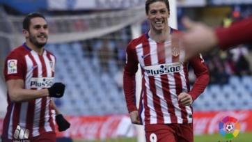 Диего Симеоне надеется, что гол Торреса сделает Фернандо сильнее