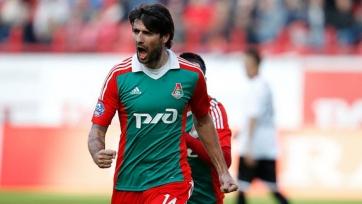 Несмотря на дисквалификацию, Ведран Чорлука полетел с «Локомотивом» в Турцию
