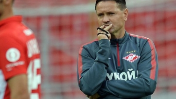 Аленичев: «Задача «Спартака» - попасть в четвёрку, но мы способны на большее»