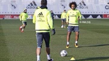 Марсело снова тренируется в общей группе