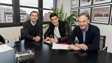 Официально: Мерино заключил контракт с дортмундской «Боруссией»