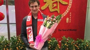 Никица Елавич будет выступать во втором китайском дивизионе