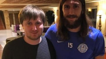 Дмитрий Чигринский продлил контракт с «Днепром»