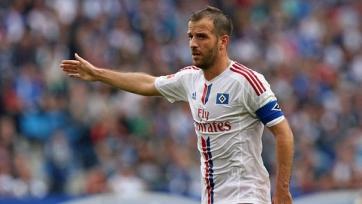 Руководство «Гамбурга» готово предложить ван дер Ваарту должность в системе клуба