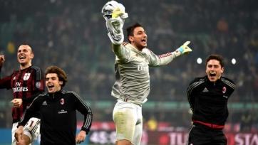 «Милан» надеется договориться с Доннаруммой о продлении контракта