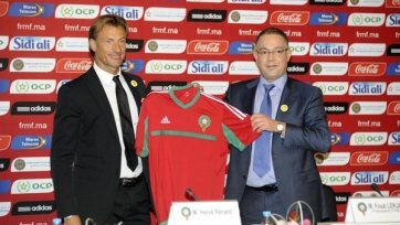 Официально: Эрве Ренар — новый наставник сборной Марокко
