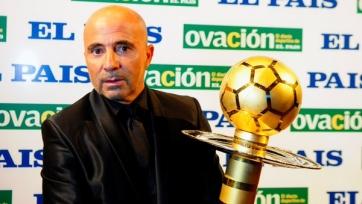 Хорхе Сампаоли — лучший тренер Южной Америки в 2015-м году
