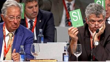 RFEF может потребовать отстранить сборную Испании от участия в Евро-2016