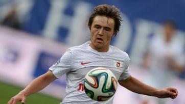 Давыдов: «Я мечтаю играть в Европе»