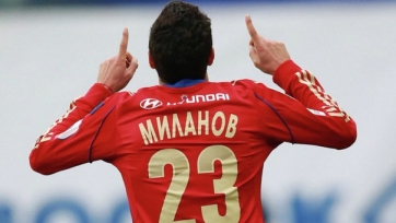 Миланов планирует вернуться в ЦСКА будущим летом