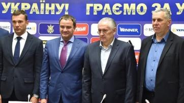 Шевченко считает, что сборная Украины является фаворитом Евро-2016