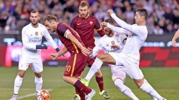 Анонс. «Рома» - «Реал». Итальянцы должны дать бой дружине Зидана