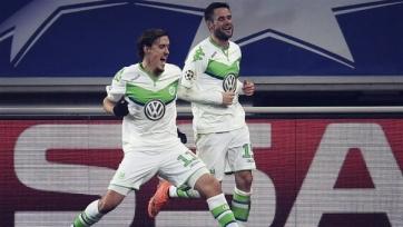 «Вольфсбург» добыл победу в Генте