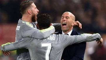 «Реал» уверенно обыграл «Рому»