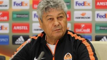 Луческу надеется, что его игроки в матче с «Шальке» покажут футбол высокого уровня