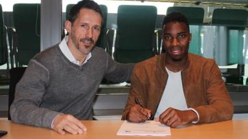 Официально: Улиссес Гарсия продлил контракт с «Вердером»