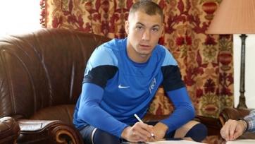 Официально: Виталий Каленкович представлен в качестве игрока  «Крыльев Советов»