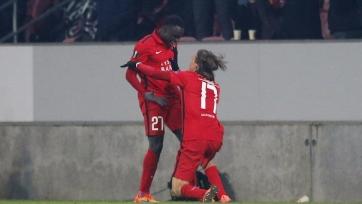 «Манчестер Юнайтед» проиграл в Дании