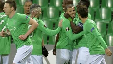 «Сент-Этьен» переиграл «Базель»