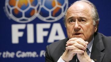 Йозеф Блаттер не поддерживает ни одного из кандидатов на пост президента ФИФА