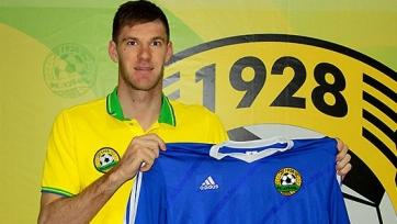 Официально: Дмитрий Стажила стал игроком «Кубани»