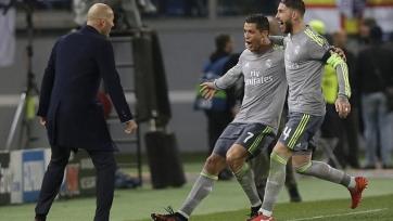 Роналду – лучший игрок недели по версии УЕФА