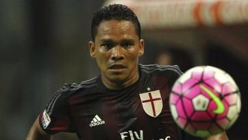 Агент Бакки: «Карлос всегда жаждет побед и хочет вернуться в еврокубки вместе с «Миланом»