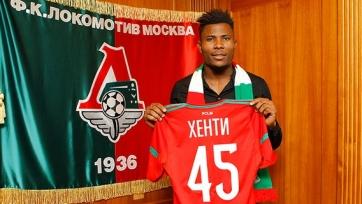 Трансфер Хенти обошёлся «Локомотиву» в пять миллионов евро