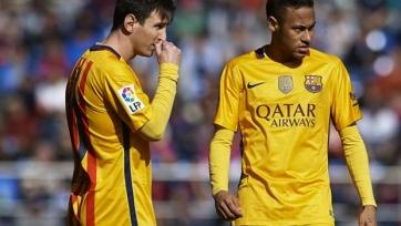 Роналдо: «У Неймара есть всё, чтобы стать лидером «Барселоны»