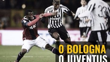 «Ювентус» потерял очки в Болонье