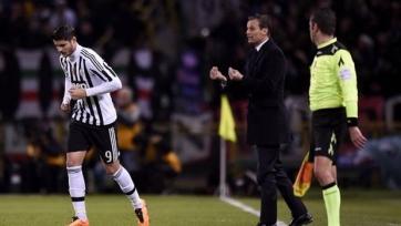 Массимилиано Аллегри: «Теперь будем болеть за «Милан»