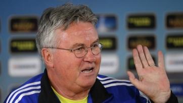 Хиддинк: «По сравнению с элитой европейского футбола «Челси» сильно отстаёт»