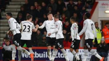 «Эвертон» вышел в четвертьфинал Кубка Англии