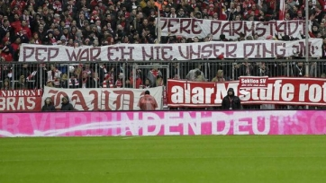 Болельщики «Баварии» выразили своё отношение к Гвардиоле надписью на баннере