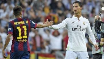 Неймар: «Роналду усилил бы «Барселону»