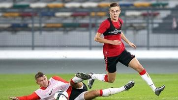 Зуев: «Аленичев поддерживает молодых игроков, постоянно даёт советы»