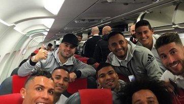 Стал известен стартовый состав «Реала» на матч против «Малаги»