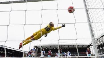 «Вест Хэм» вышел в четвертьфинал Кубка Англии
