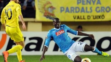 «Наполи» отказался продавать Кулибали в «Манчестер Юнайтед»