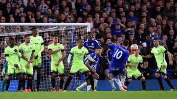 «Челси» отгрузил в ворота «Манчестер Сити» пять мячей