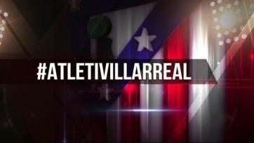 Стартовый состав «Атлетико» на матч с «Вильярреалом»