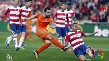 «Валенсия» одержала вторую победу подряд