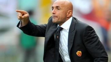 Лучано Спаллетти прокомментировал матч с «Палермо» и разлад с Тотти