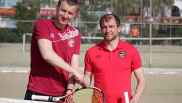 Вадим Скрипченко: «На третьем сборе мы целенаправленно будем подводить команду к возобновлению чемпионата»