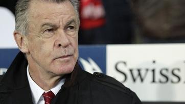 Хитцфельд: «В условиях кадрового дефицита Гвардиола проявляет себя как искусный тренер»