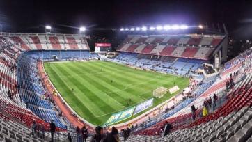 Финал Кубка Испании пройдёт на стадионе «Висенте Кальдерон»