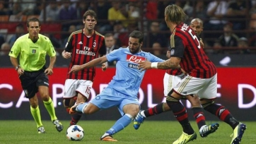 «Наполи» - «Милан»: стартовые составы
