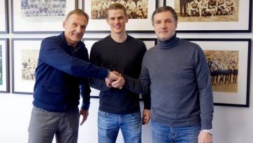 Официально: Свен Бендер продлил контракт с «Боруссией»